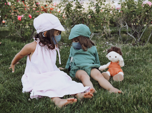 COVID-19 Parenting Guide: Tips for Getting Your Toddlers to Wear Masks