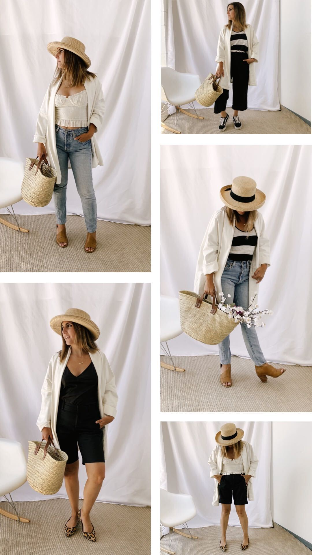 Capsule Wardrobe: Summer 2020 Edition