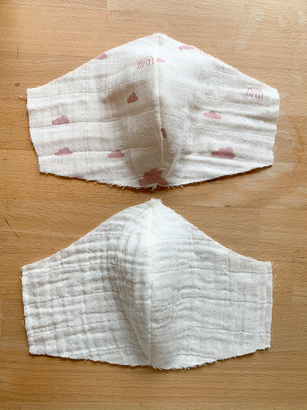 DIY Fabric Face Mask