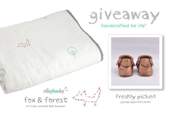 Fox & Forest Giveaway