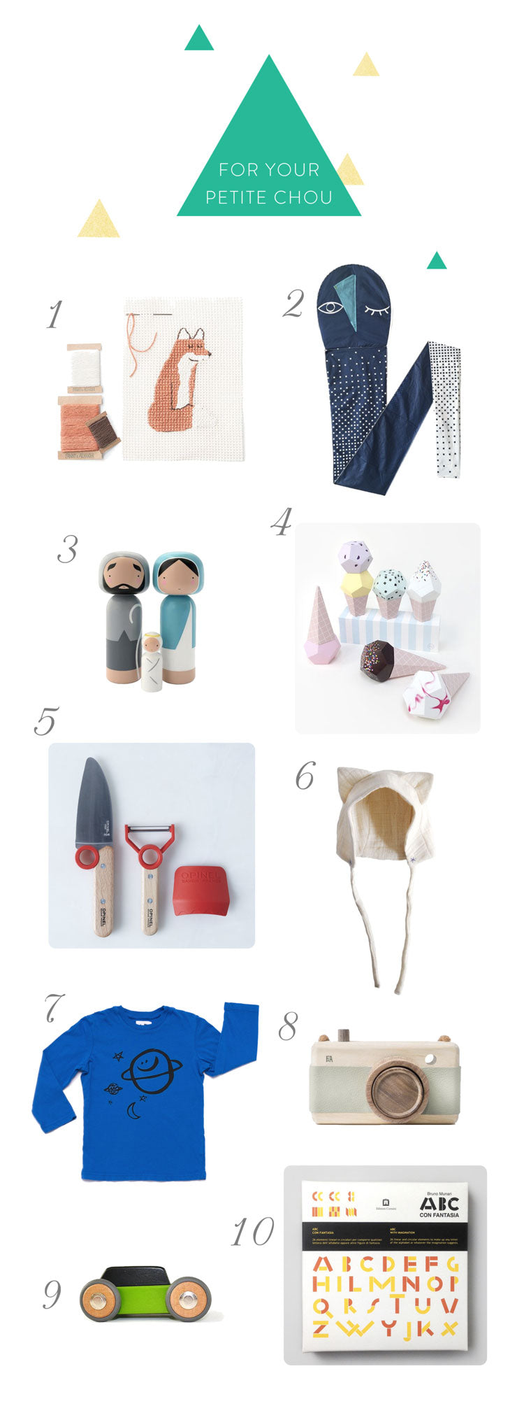 Ethical Kids Gift Guide