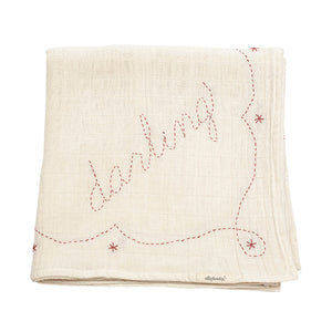 Endearment Swaddle - Darling Pink