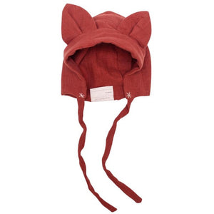 Fox Bonnet