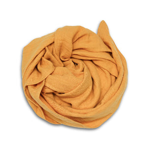 Pigment Swaddle - Golden Mustard