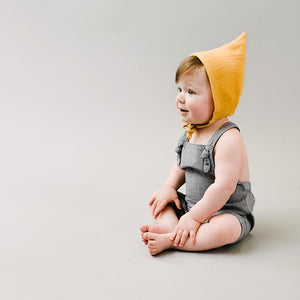 Pixie Hat  - Golden Mustard