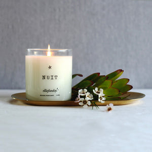 NUIT (night) Soy Candle 8 oz.