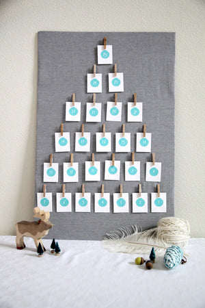 Free Downloadable Advent Calendar