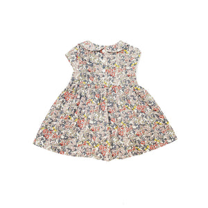 Peter Pan Collar Dress | Dragonfly Floral