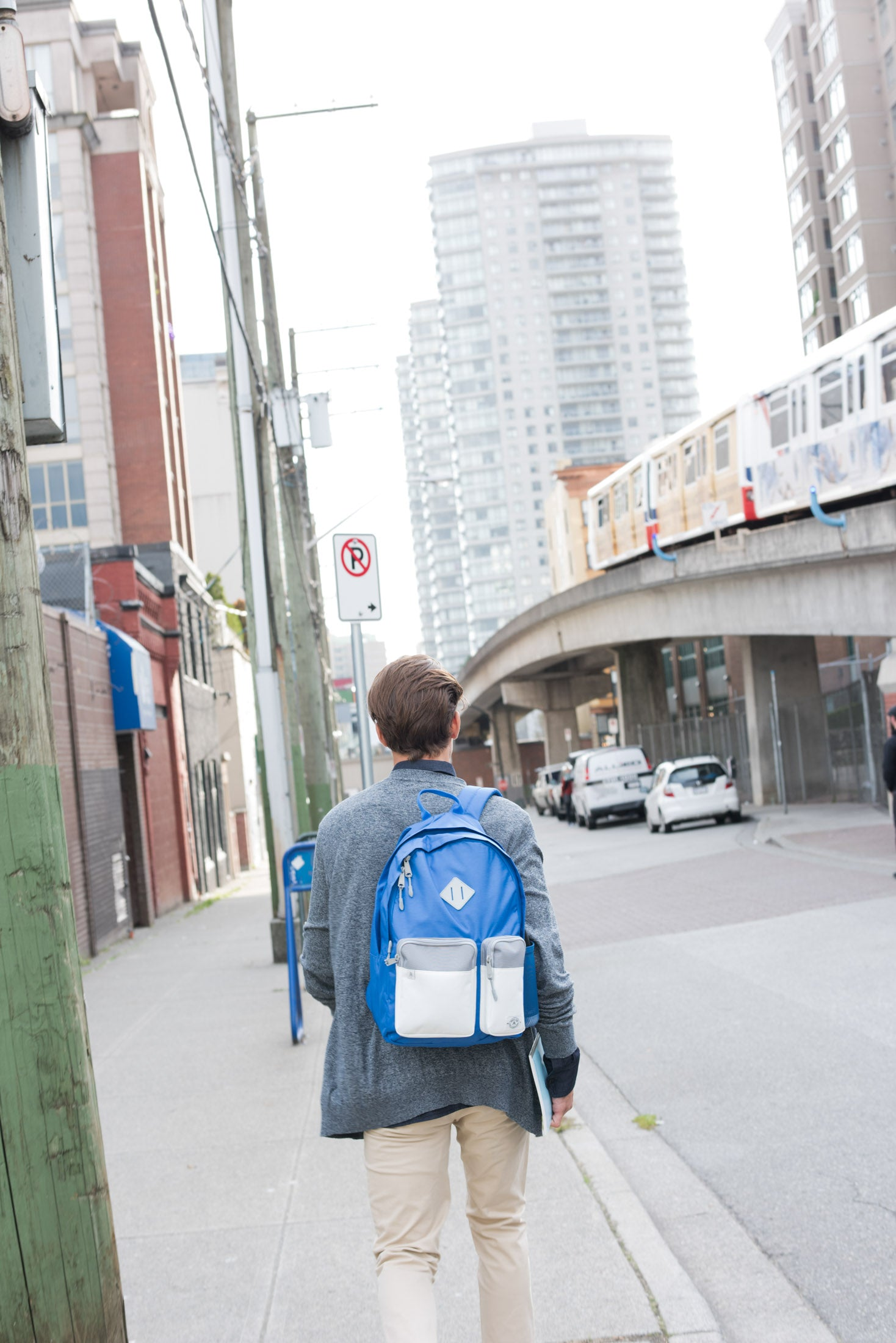 MTA Collection | Academy Backpack Seoul