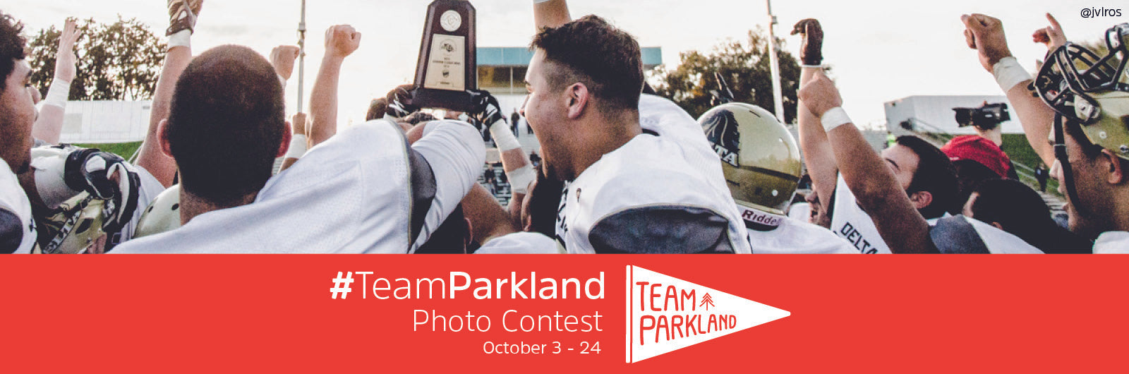 Parkland Team Spirit Photo Contest | Photo Jacob Valeros