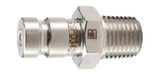 Parker Hannifin SensoNODE Nipples - Male Pipe Thread: PD343