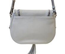 Saddle Crossbody with Tassel