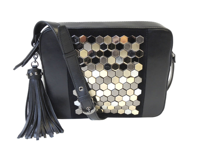 Studded Crossbody