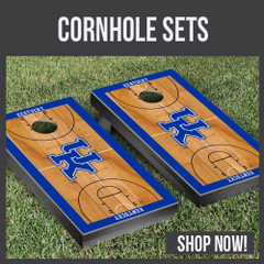 Kentucky wildcats cornhole