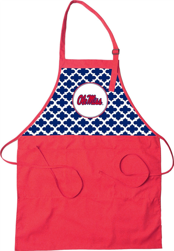Ole Miss Rebels Apron - 2 Styles