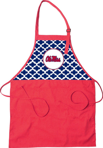 Picture of Ole Miss Rebels Apron - 2 Styles