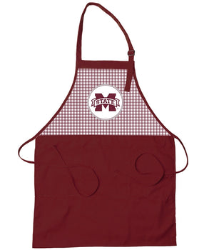 Mississippi State Bulldogs Apron - 2 Styles