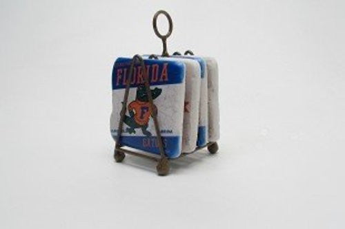 Florida Gators Coasters Set of 4