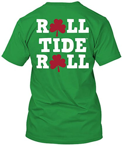 Picture of Alabama Crimson Tide St. Patrick's Day Green Tshirt