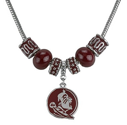 Florida State Seminoles Charm Logo Necklace