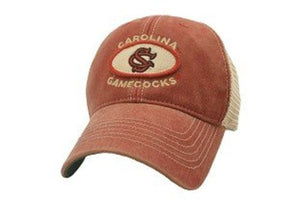 South Carolina Gamecocks Hat Adjustable Trucker Style