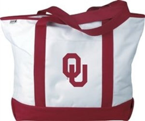 Oklahoma Sooners Wildlife Tote Bag