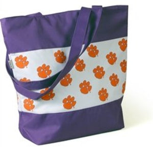 Clemson Tigers - NCAA Campus Tote Bag