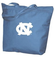 North Carolina Tar Heels Zip Tote