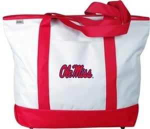Ole Miss Rebels Wildlife Tote Bag