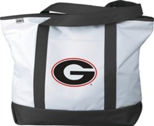 Georgia Bulldogs Wildlife Tote Bag