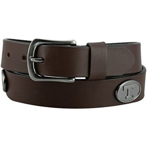 Tennessee Volunteers Brown Casual Belt