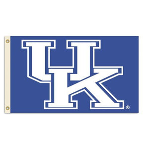 Kentucky Wildcats 3-by-5 Foot Flag With Grommets