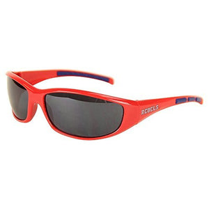 Ole Miss Rebels 3 Dot School Colors & Logo Sport Sunglasses