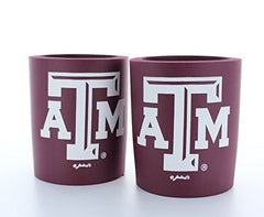 Texas A&M Aggies Can Koozies Set of 2