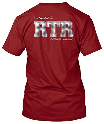 Alabama Crimson Tide RTR Girl Thing Tshirt