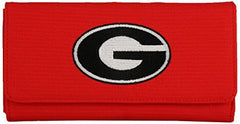 Georgia Bulldogs Debbie Polyester Wallet, Small