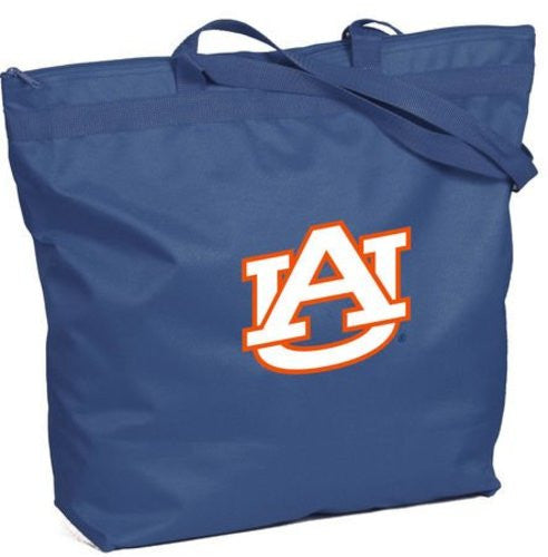 Auburn Tigers - NCAA Zippered Tote Bag
