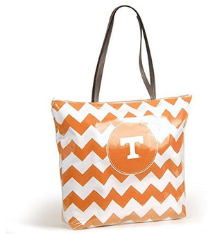 Tennessee Volunteers Chevron Tote Bag