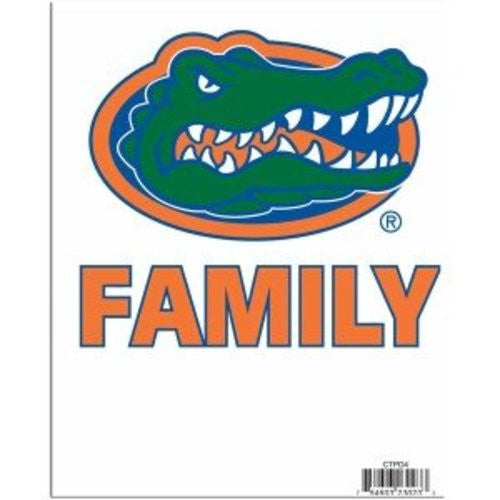 Florida Gators Team Pride Decal