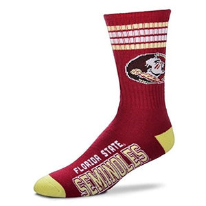 Florida State Seminoles Crew Socks