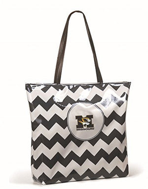 Missouri Tigers - NCAA Chevron Shopper Tote