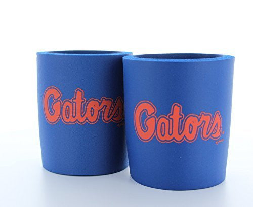 Florida Gators Can Koozies Set of 2
