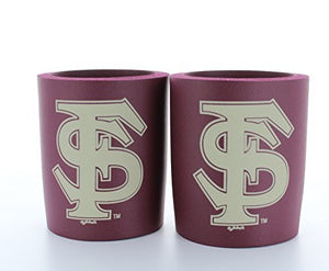 Florida State Seminoles Can Koozies Set of 2