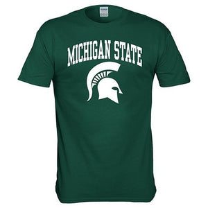 Michigan St. Spartans Logo Tshirt