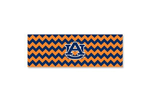 Auburn Tigers Chevron Stretch Headband