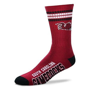 South Carolina Gamecocks Crew Socks