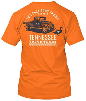 "Tennessee Volunteers ""Ducks Can Pulls Trucks"" T-shirt"