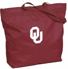 Oklahoma Sooners - NCAA Zippered Tote
