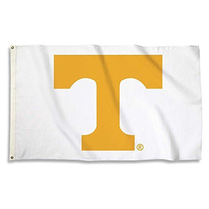 Tennessee Volunteers Flag with Grommets, 3' x 5', Orange