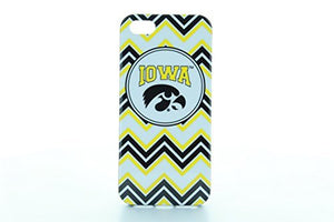 Iowa Hawkeyes Iphone 5 Case - Chevron Design